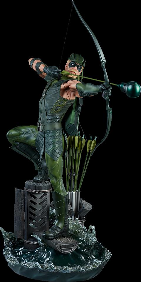 Sideshow Collectibles Green Arrow Premium Format™ Figure