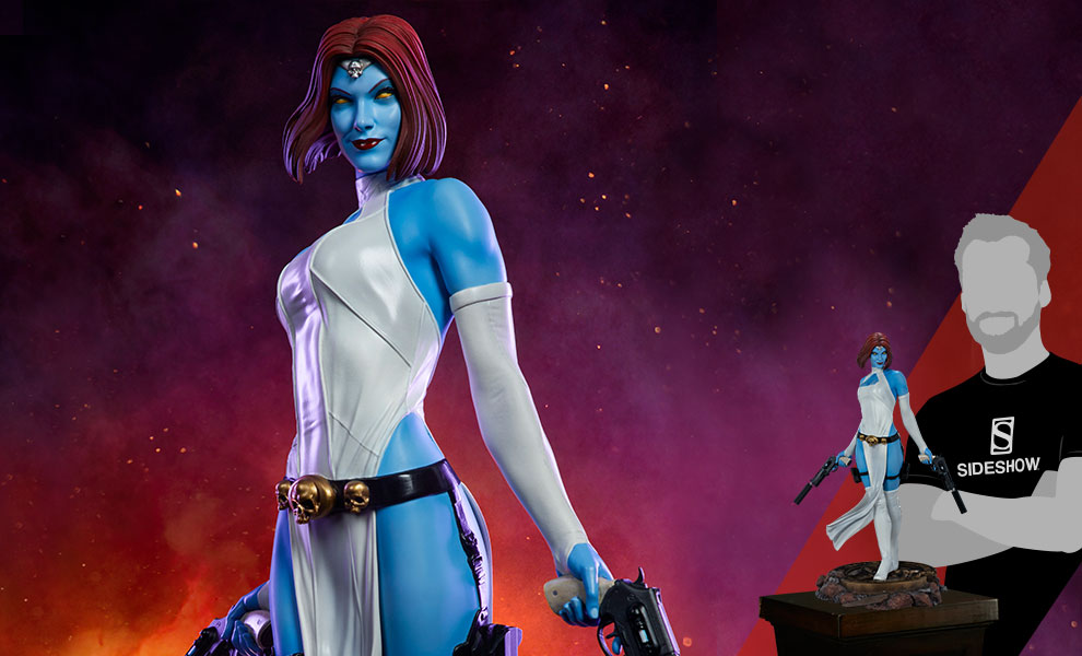 Gallery Feature Image of Mystique Premium Format™ Figure - Click to open image gallery