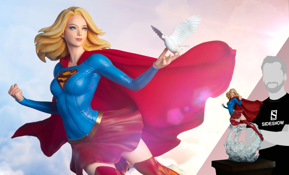 Gallery Feature Image of Supergirl Premium Format™ Figure - Click to open image gallery