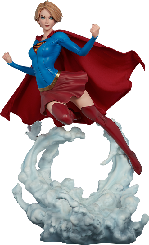 Sideshow Collectibles Supergirl Premium Format Figure