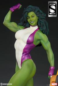 Gallery Image of She-Hulk Statue