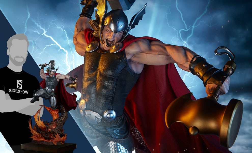 Gallery Feature Image of Thor Premium Format™ Figure - Click to open image gallery