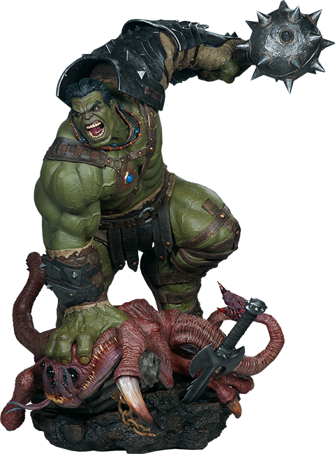 Sideshow Collectibles Gladiator Hulk Maquette