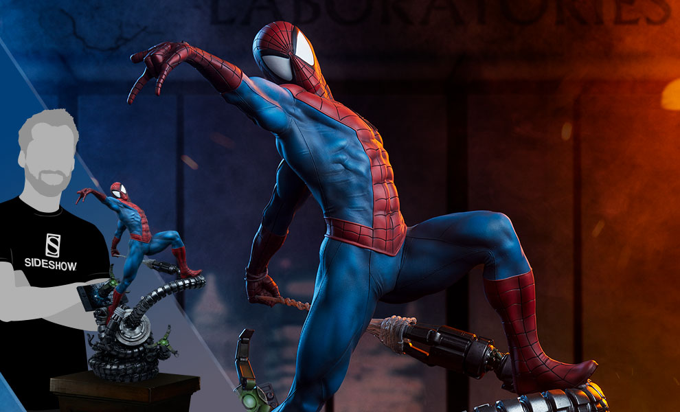Gallery Feature Image of Spider-Man Premium Format™ Figure - Click to open image gallery