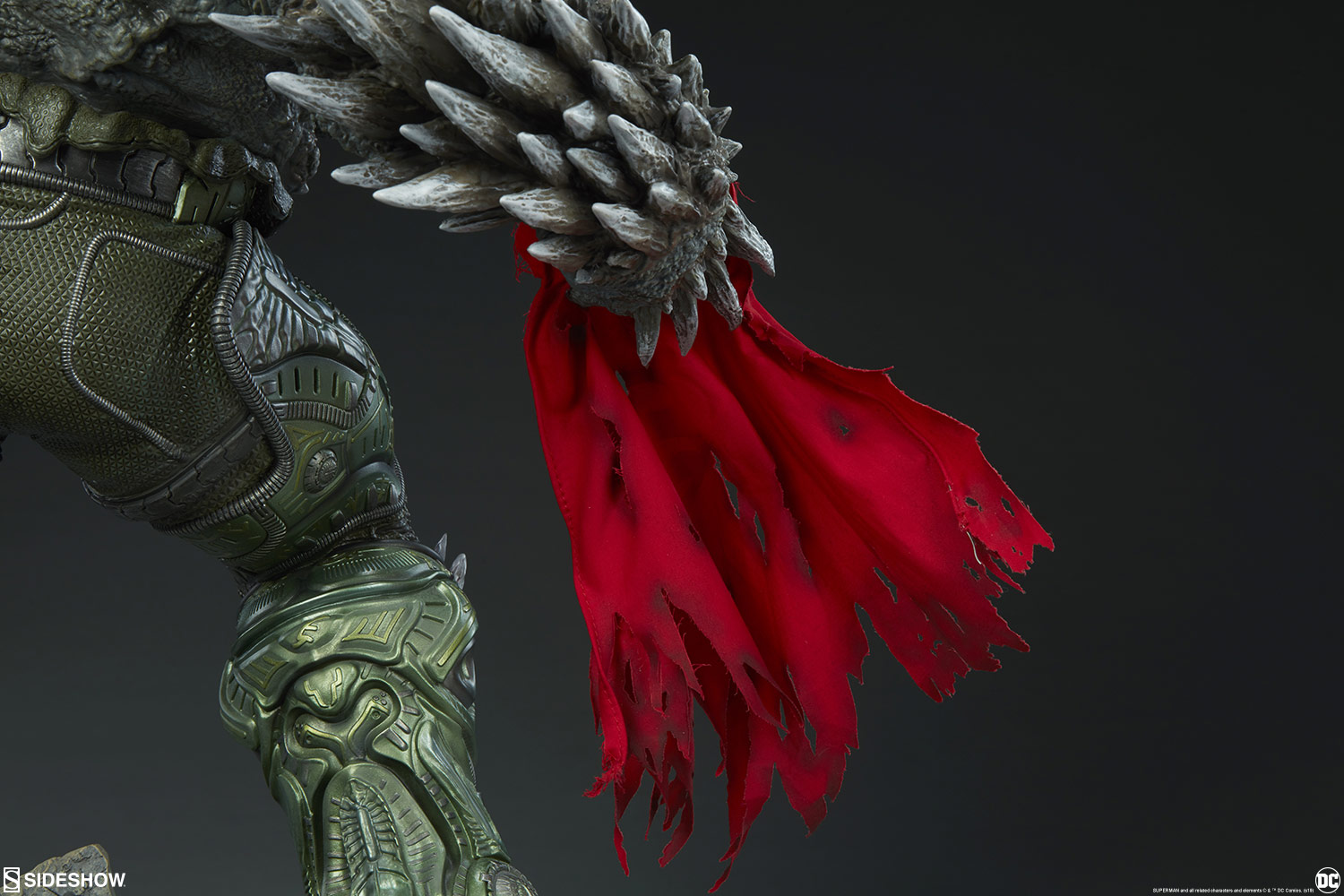 DC Comics Doomsday Maquette by Sideshow Collectibles