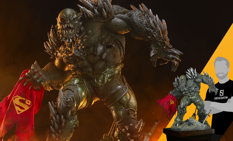 Gallery Feature Image of Doomsday Maquette - Click to open image gallery