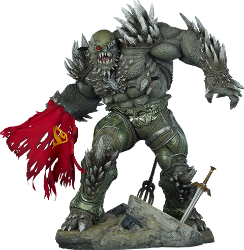 Sideshow Collectibles Doomsday Maquette