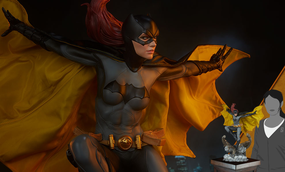 Gallery Feature Image of Batgirl Premium Format™ Figure - Click to open image gallery