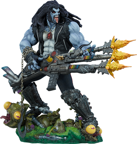 Sideshow Collectibles Lobo Maquette