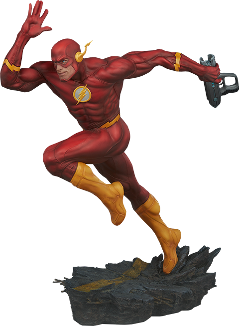 Sideshow Collectibles The Flash Premium Format Figure