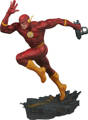 The Flash Premium Format Figure