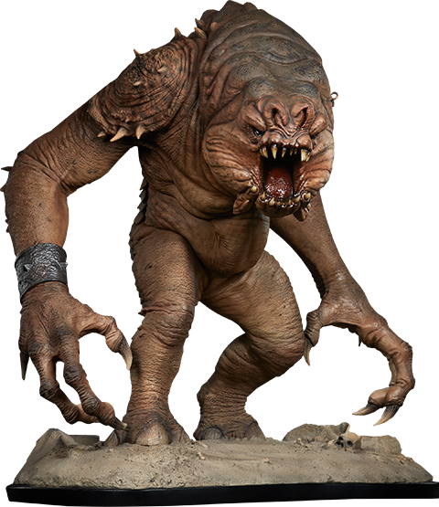 Sideshow Collectibles Rancor™ Deluxe Statue Statue