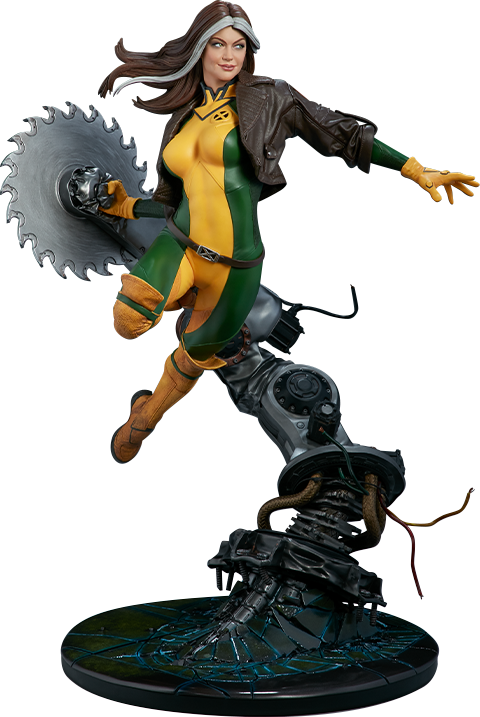 Sideshow Collectibles Rogue Maquette