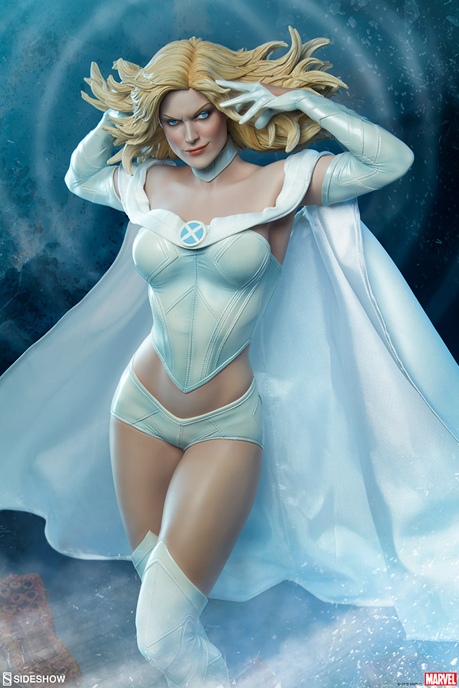 Picture of Sideshow Marvel X-Men Emma Frost Hellfire Club