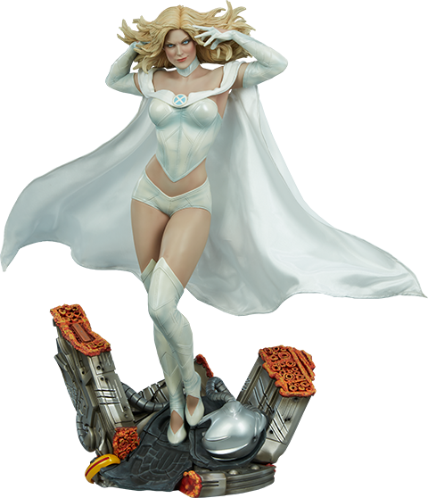 Sideshow Collectibles Emma Frost Premium Format Figure