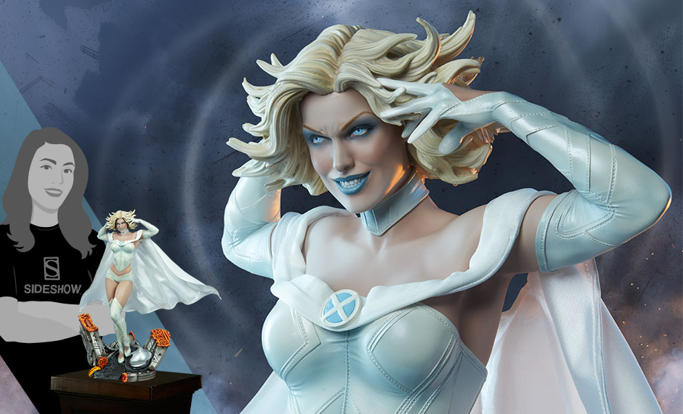 Gallery Feature Image of Emma Frost Premium Format™ Figure - Click to open image gallery