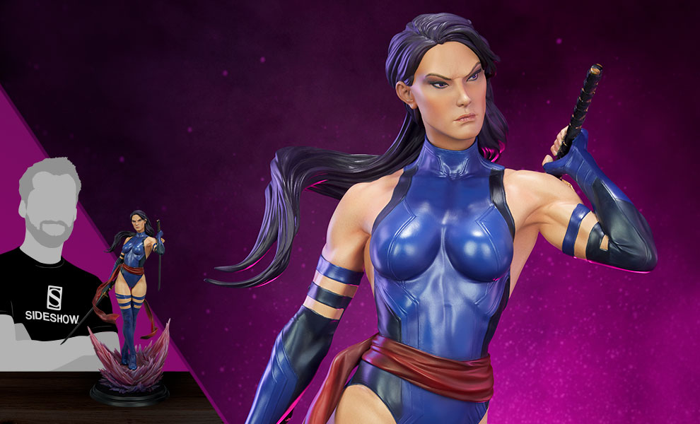 Gallery Feature Image of Psylocke Premium Format™ Figure - Click to open image gallery