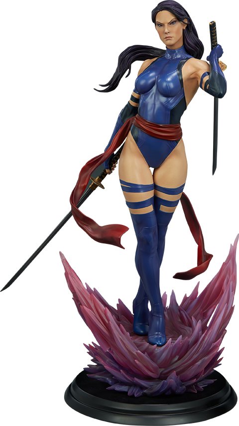 Sideshow Collectibles Psylocke Premium Format™ Figure