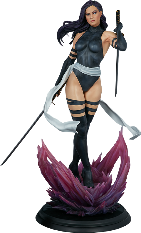 Sideshow Collectibles Psylocke: X-Force Variant Premium Format™ Figure