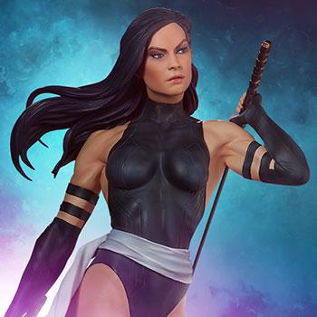 Psylocke: X-Force Variant Marvel Premium Format™ Figure