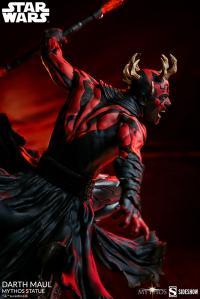 Gallery Image of Darth Maul™ Mythos Statue