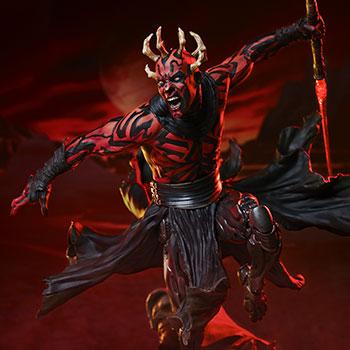 Darth Maul™ Mythos Statue