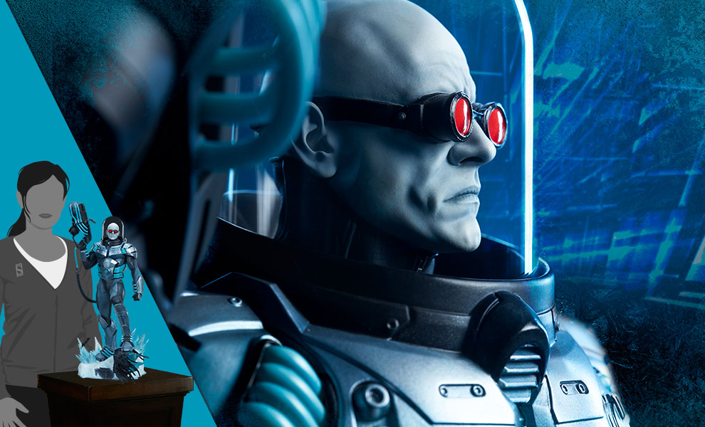 Gallery Feature Image of Mr. Freeze Premium Format™ Figure - Click to open image gallery