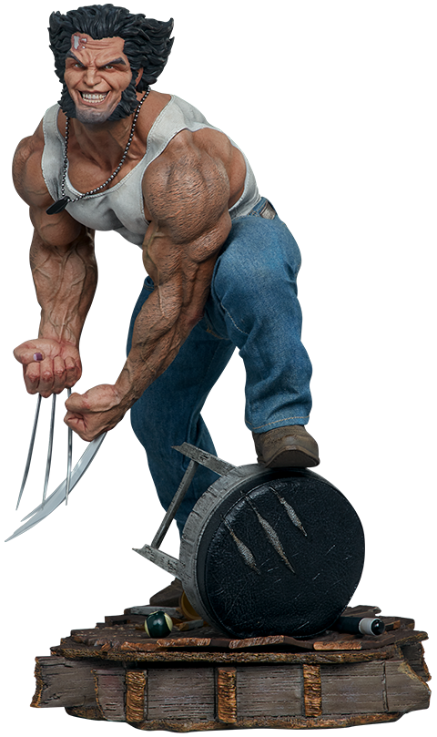 Sideshow Collectibles Logan Premium Format™ Figure