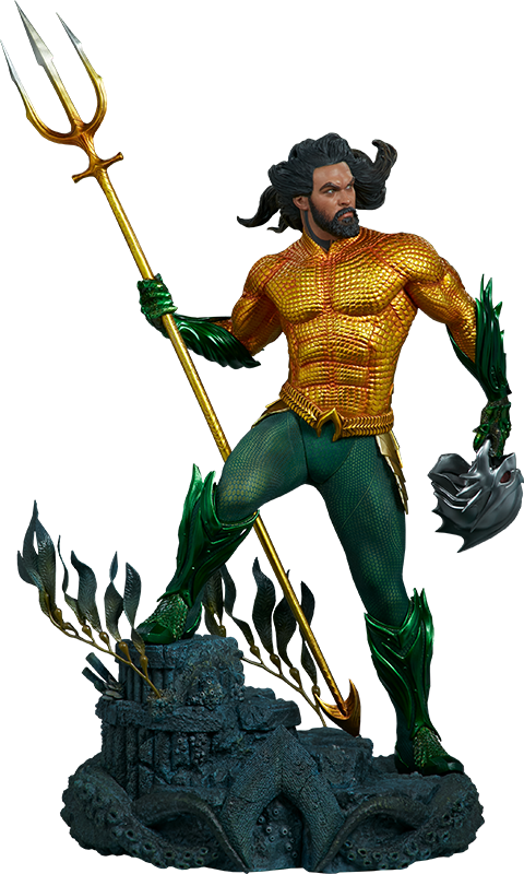 Sideshow Collectibles Aquaman Premium Format Figure