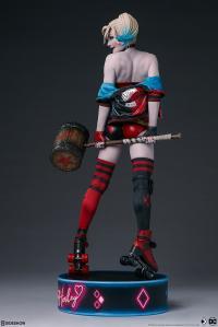 Gallery Image of Harley Quinn: Hell on Wheels Premium Format™ Figure