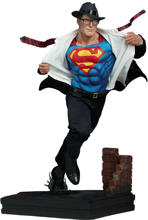 Sideshow Collectibles Superman™: Call to Action Premium Format™ Figure