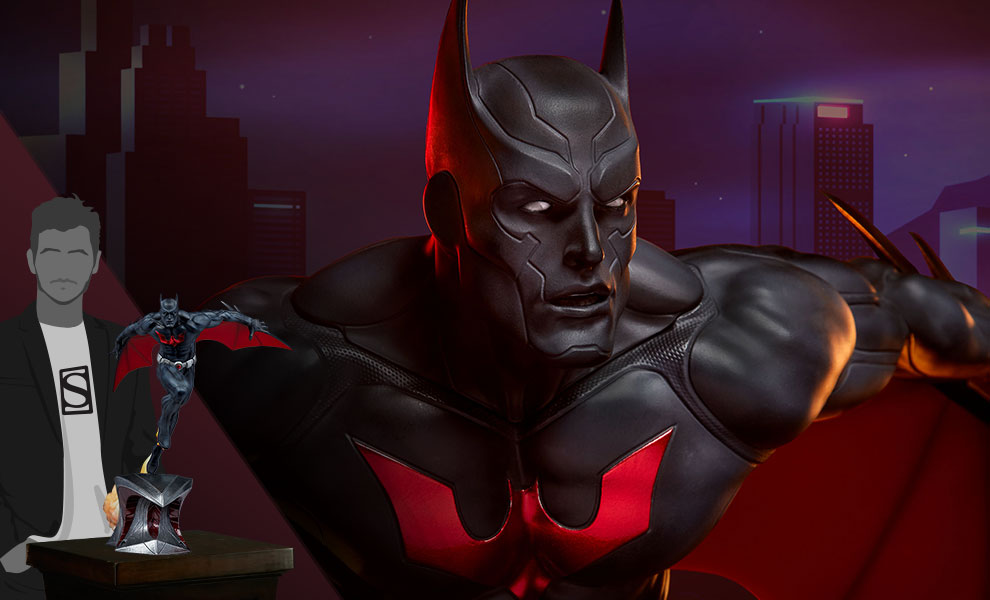 Gallery Feature Image of Batman Beyond Premium Format™ Figure - Click to open image gallery