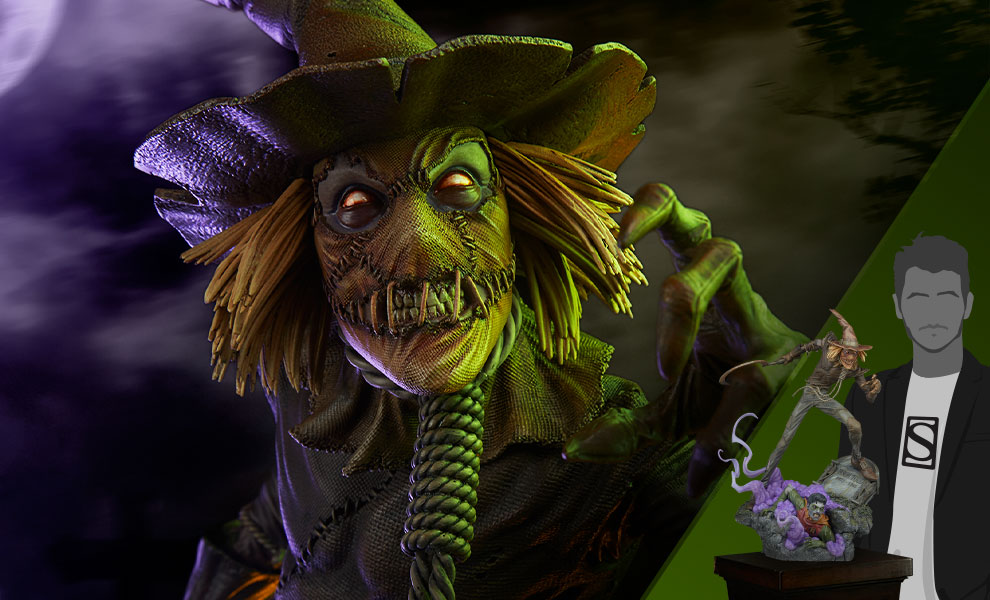 Gallery Feature Image of Scarecrow Premium Format™ Figure - Click to open image gallery