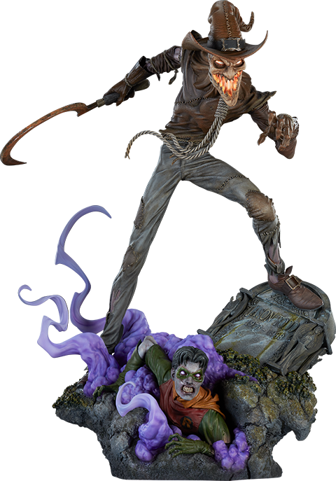 Sideshow Collectibles Scarecrow Premium Format™ Figure