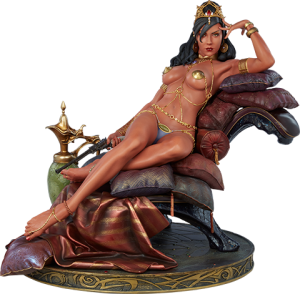 Martian Princess Premium Format Figure