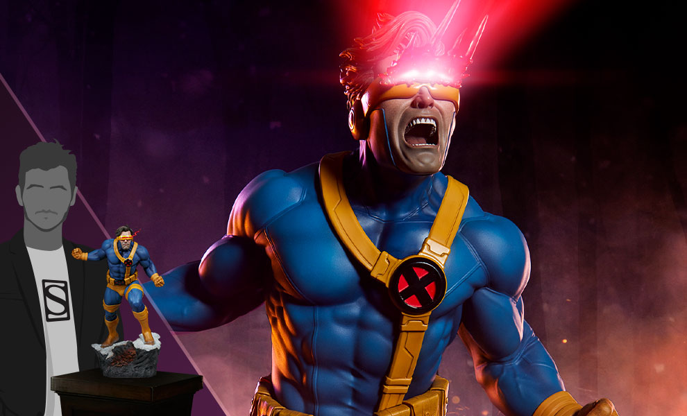 Gallery Feature Image of Cyclops Premium Format™ Figure - Click to open image gallery