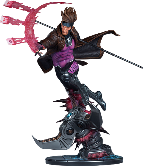 Sideshow Collectibles Gambit Maquette