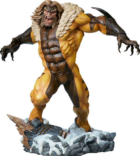 Sideshow Collectibles Sabretooth Premium Format™ Figure