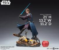 Gallery Image of Anakin Skywalker™ Mythos Statue