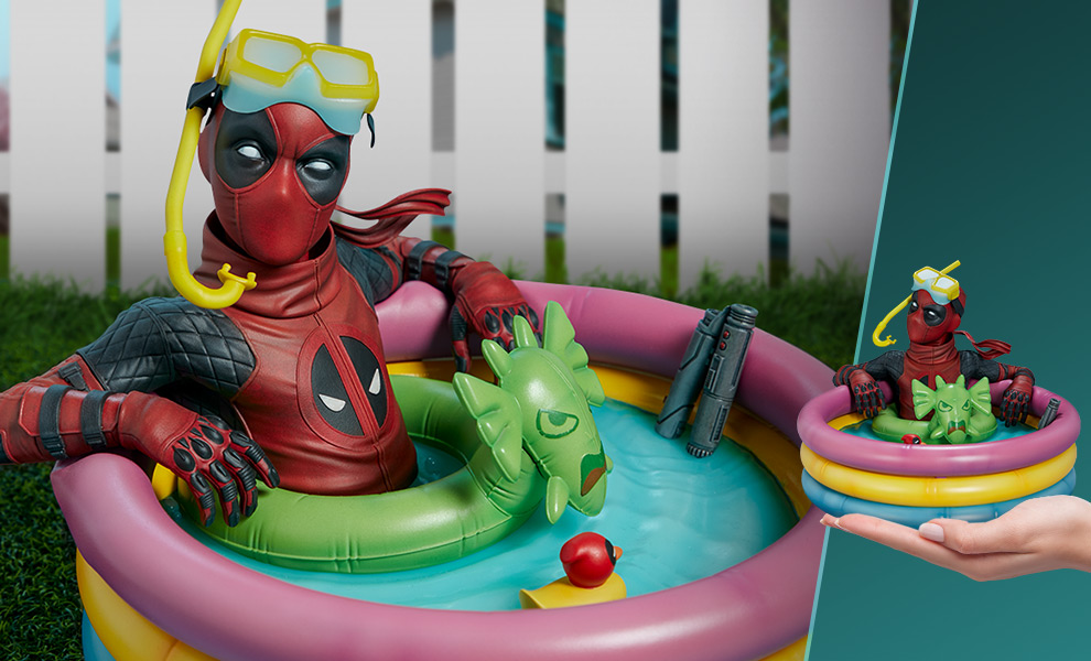 Gallery Feature Image of Kidpool Premium Format™ Figure - Click to open image gallery