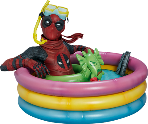 Sideshow Collectibles Kidpool Premium Format™ Figure