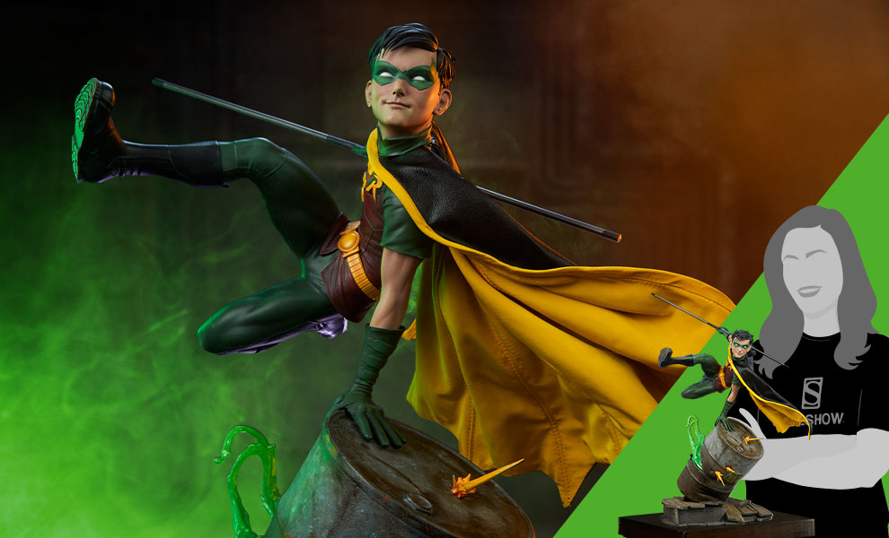 Gallery Feature Image of Robin Premium Format™ Figure - Click to open image gallery
