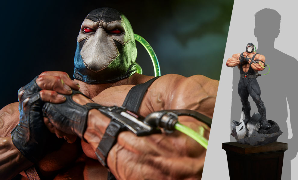 Gallery Feature Image of Bane Maquette - Click to open image gallery