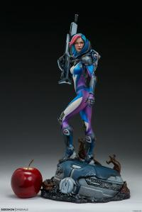 Gallery Image of Bounty Hunter: Galactic Gun For Hire Statue