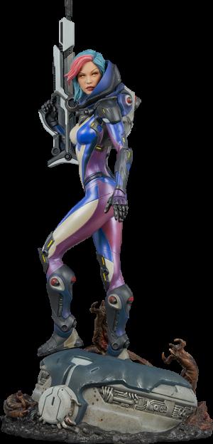 Bounty Hunter: Galactic Gun For Hire Statue