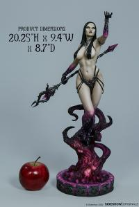 Gallery Image of Dark Sorceress: Guardian of the Void Statue