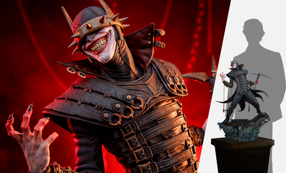 Gallery Feature Image of Batman Who Laughs Premium Format™ Figure - Click to open image gallery
