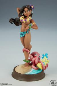 Gallery Image of Island Girl Statue