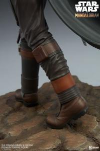 Gallery Image of The Mandalorian™ and Grogu™ Premium Format™ Figure