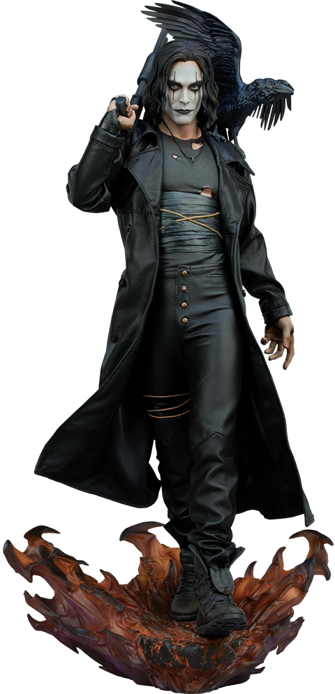 Sideshow Collectibles The Crow Premium Format™ Figure